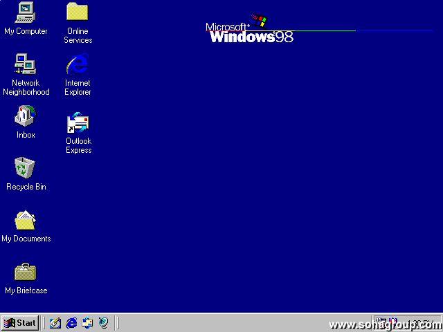 ویندوز 98